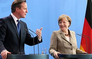 Cameron: nie chcemy zlikwidować przepływu osób