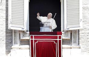 Franciszek pozdrowił pielgrzymkę mężczyzn