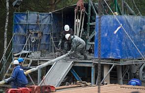 Akcja w kopalni: świder pokonał kolejne 14 m