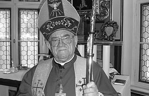 Wrocław: zmarł biskup Józef Pazdur