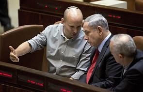 Netanjahu zawarł porozumienie koalicyjne