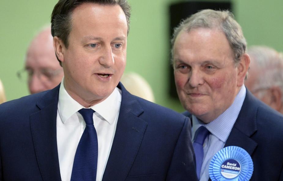 Sukces konserwatystów, triumf SNP, porażka laburzystów