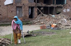 Lekarze z Polski niosą pomoc Nepalczykom