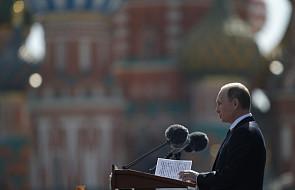 Putin: hitlerowska awantura była straszną lekcją