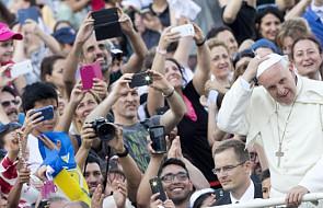 Franciszek wśród rzymskich rodzin