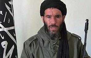 Libia: nie żyje algierski terrorysta Belmochtar