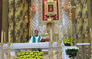 Pakistański arcybiskup z wizytą w Licheniu