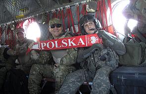 Rząd o przedłużeniu polskiej misji w Afganistanie