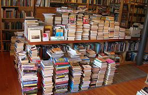 """""""Rz"""": zmniejsza się liczba tradycyjnych księgarni"""