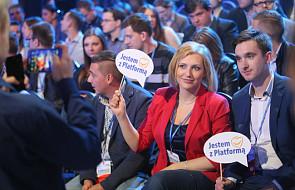 Warszawa: rozpoczęła się konwencja PO