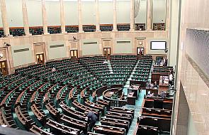 Sejm: nowy marszałek i głosowanie nad in vitro