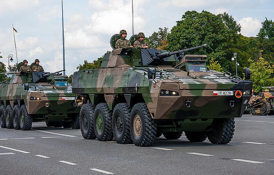 """""""GW"""": 10,3 mld. dolarów w tym roku na wojsko"""