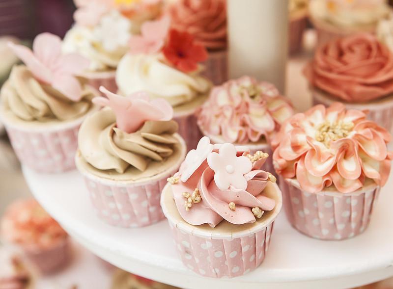 7 inspirujących pomysłów na weselne muffinki - zdjęcie w treści artykułu nr 4