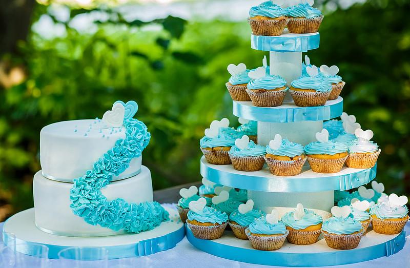 7 inspirujących pomysłów na weselne muffinki - zdjęcie w treści artykułu nr 16
