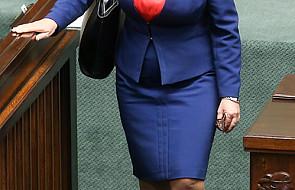 Kidawa-Błońska nowym marszałkiem Sejmu