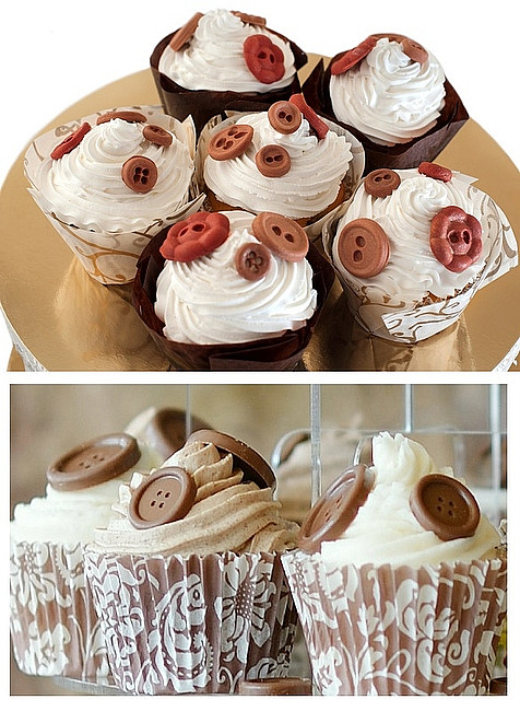 7 inspirujących pomysłów na weselne muffinki - zdjęcie w treści artykułu nr 15