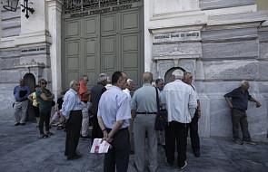 """Szef PE apeluje do Greków o """"tak"""" w referendum"""