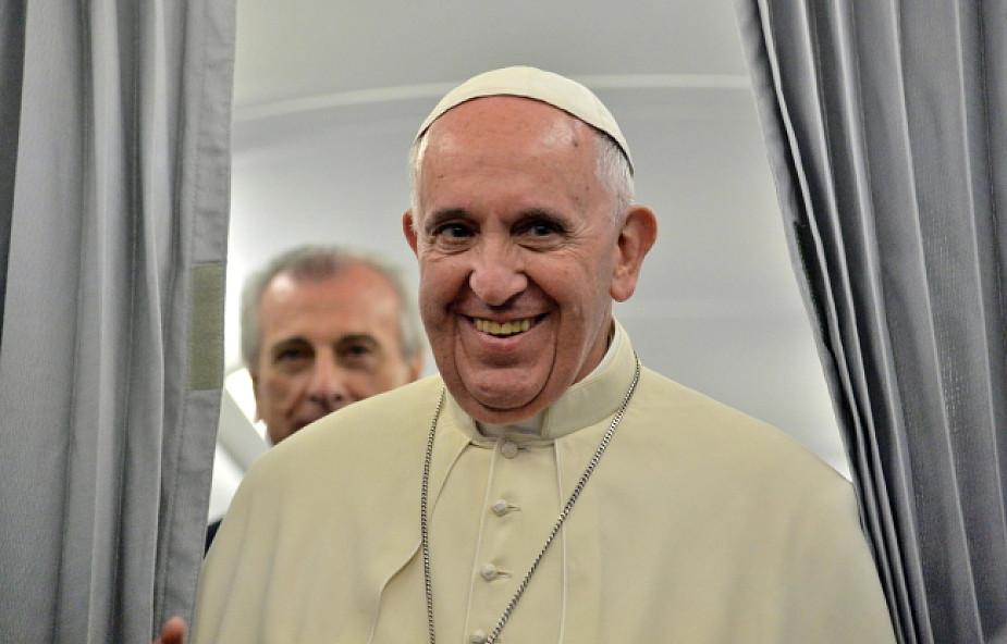 Franciszek m.in. o decyzji w sprawie Medjugorie