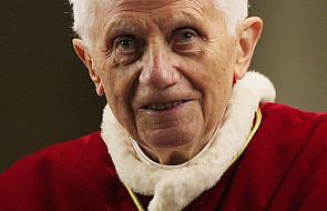 Benedykt XVI doktorem honoris causa