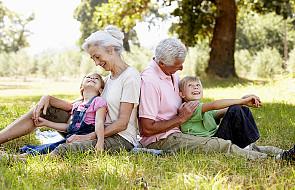 Dziadkowie rozpieszczają, rodzice wychowują