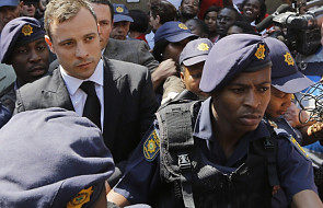 Pistorius będzie odbywać karę w domu
