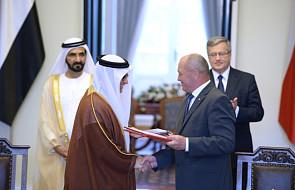 Dziedziny polsko-emirackiej współpracy