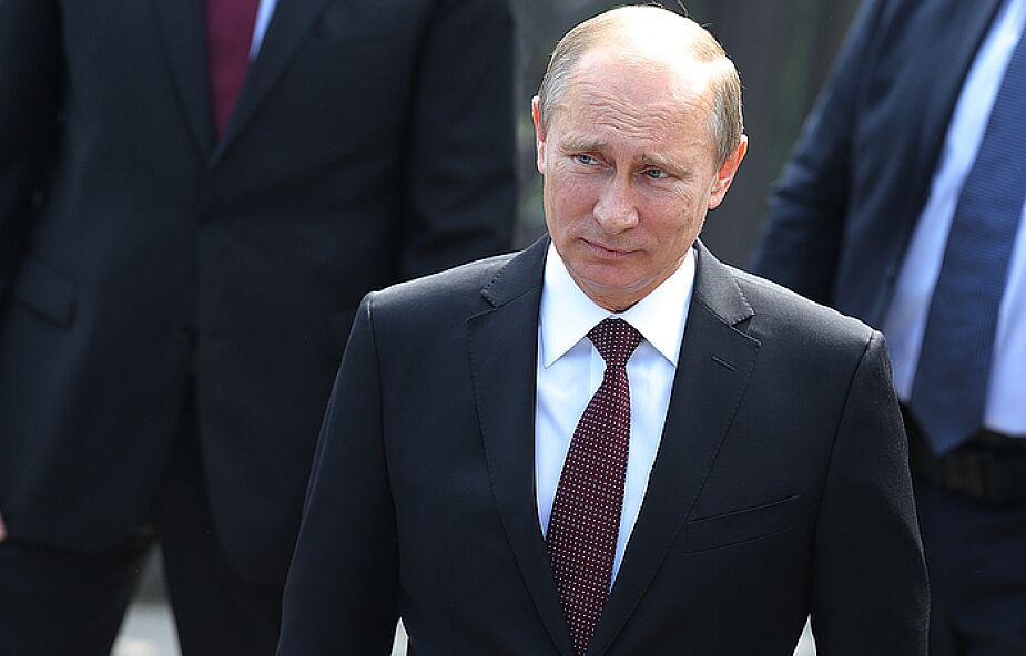 Putin podpisał ustawę o legalizacji kapitałów