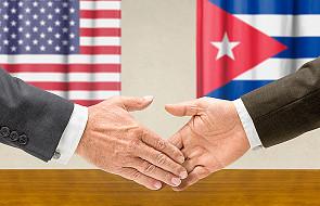 USA i Kuba: Porozumienie ws. otwarcia ambasad