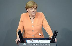 Merkel o rozmowach dot. pomocy dla Grecji