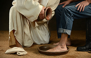 """""""Stoi przed wami człowiek, któremu przebaczono"""""""