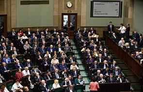 Sejm ograniczył immunitety posłów i senatorów