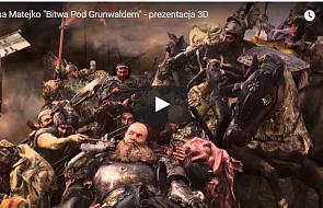 Zobacz Bitwę pod Grunwaldem w wersji 3D