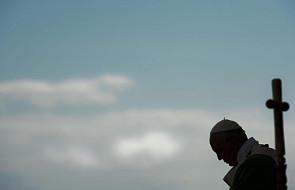 Papież: Powiem o czymś, co mnie bardzo uderzyło