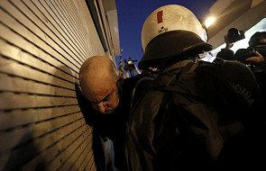 Ateny: starcia przeciwników reform z policją