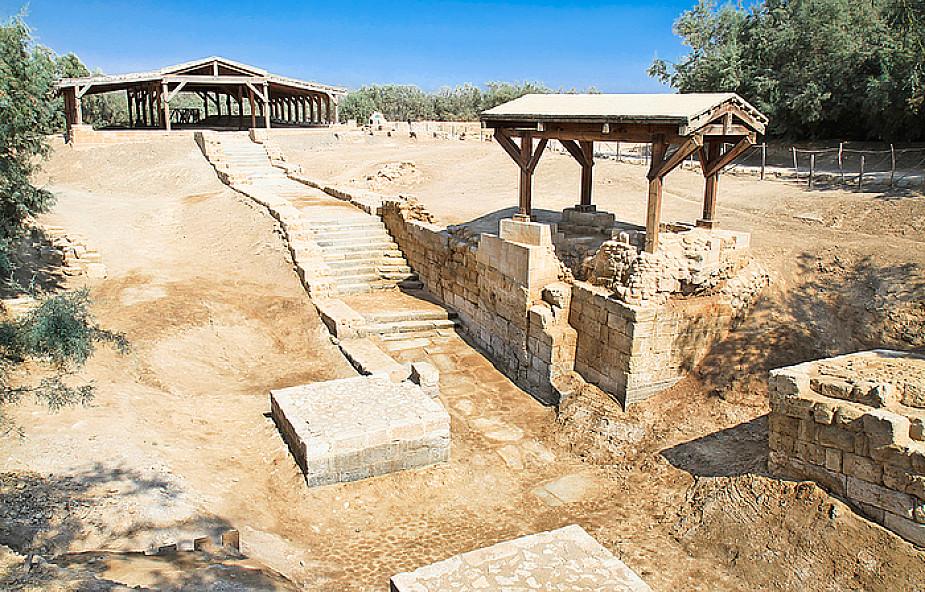 Miejsce chrztu Jezusa wpisane na listę UNESCO