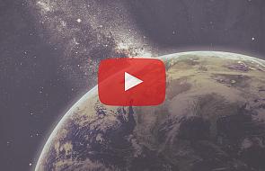 Jak bardzo mała jest Ziemia? Zobacz niezwykłe wideo