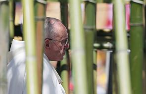 Spotkanie papieża z burmistrzami metropolii