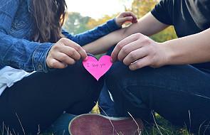 Zakochanie - reklama miłości