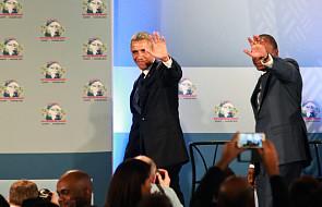 Kenia: Obama pozytywnie o gospodarce Afryki