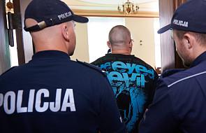 Msza św. za policjantów poległych na służbie