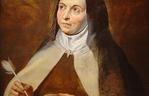 Św. Teresa doktorem honoris causa uniwersytetu w Avili