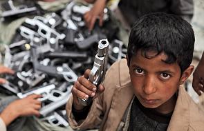 Islamiści wykorzystują dzieci-zamachowców
