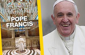 """Papież na okładce """"National Geographic"""""""