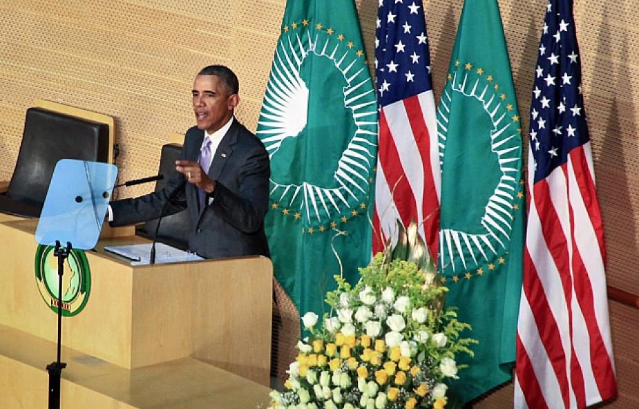 Obama: Afryka musi tworzyć miejsca pracy