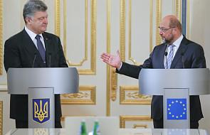 Szef PE apeluje do Ukrainy o dialog z Rosją