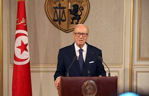 Tunezja: stan wyjątkowy potrwa przez 30 dni