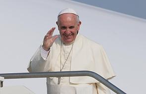 Papież wyruszył do Ameryki Południowej