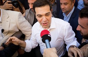 Bawarska CSU: premier Grecji jest szantażystą
