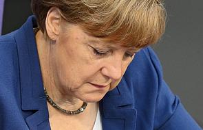 Hollande spotka się z Merkel ws. Grecji