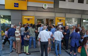 Grecki rząd przedłuża okres zamknięcia banków